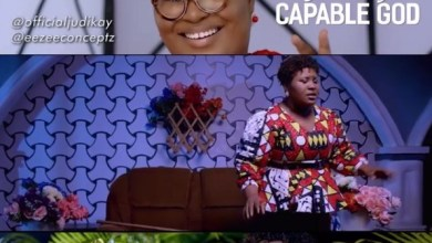 DOWNLOAD VIDEO: Capable God – Judikay