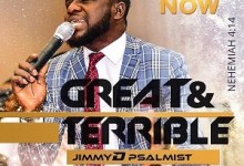 DOWNLOAD MP3: Jimmy D Psalmist – Great and Terrible