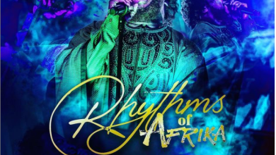 DOWNLOAD Album: Sonnie Badu – Rhythms of Afrika (Live in Atlanta)