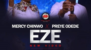 Eze – Mercy Chinwo Ft. Preye Odede(MP3 DOWNLOAD|VIDEO)