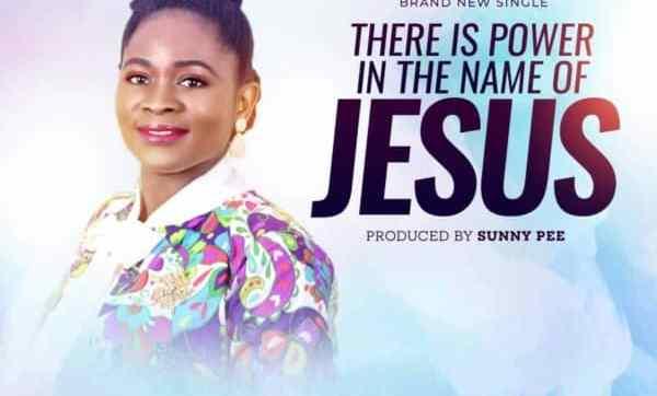 Deborah Olusoga – There Is Power In The Name Of Jesus (Lyrics)