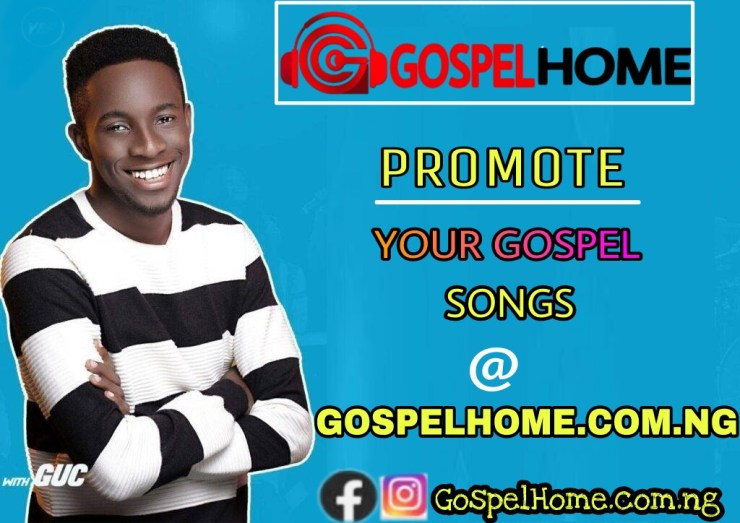 GospelHome Music promotion
