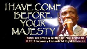 DOWNLOAD MP3: You Have Been My Help– Dr Paul Enenche (LYRICS)