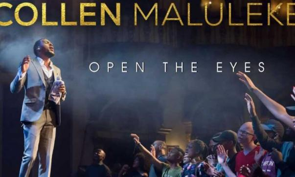 DOWNLOAD MP3: Collen Maluleke – Open the eyes of my Heart