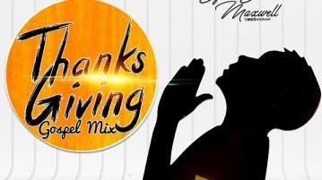 DJ Donak – Thanksgiving Gospel Mixtape