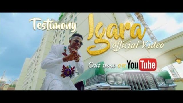 Testimony Jaga, one of the Nigeria's most popular Gospel Urban Fuji Singer is thrilled to announce the release of the Official Video of his Hit Single ...