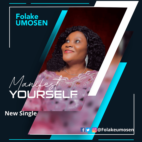 Manifest Yourself - Folake Umosen