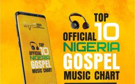 IACMP Nigeria Gospel Music Top 10 Chart