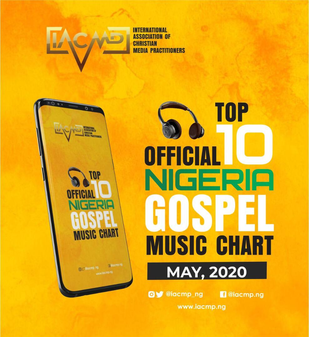 IACMP-Nigeria-Gospel-Music-Top-10-Chart IACMP Nigeria Gospel Music Top 10 Chart [May 2020]