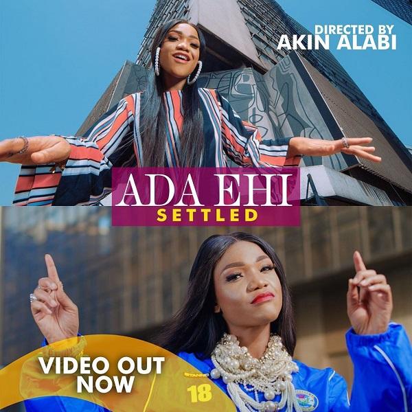 DOWNLOAD VIDEO] Settled - Ada Ehi » Gospel Songs