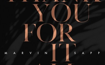 Thank You For It All - Marvin Sapp