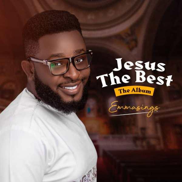 Emmasings Jesus The Best Album Art