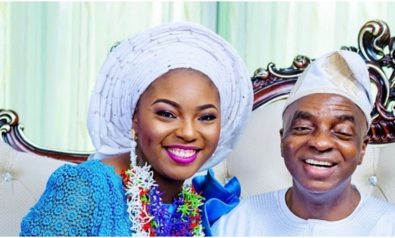 Joy-Oyedepo-and-david-oyedepo-kemi-filaninews-780x470-1 Bishop David Oyedepo Gives Out Daughter's Hand In Marriage