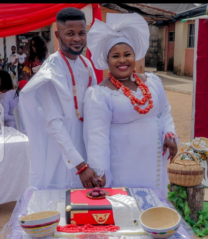 Judikay-Officially-Ties-The-Knot-With-Her-Soul-Mate Gospel Singer, Judikay Officially Ties The Knot With Her Soul Mate