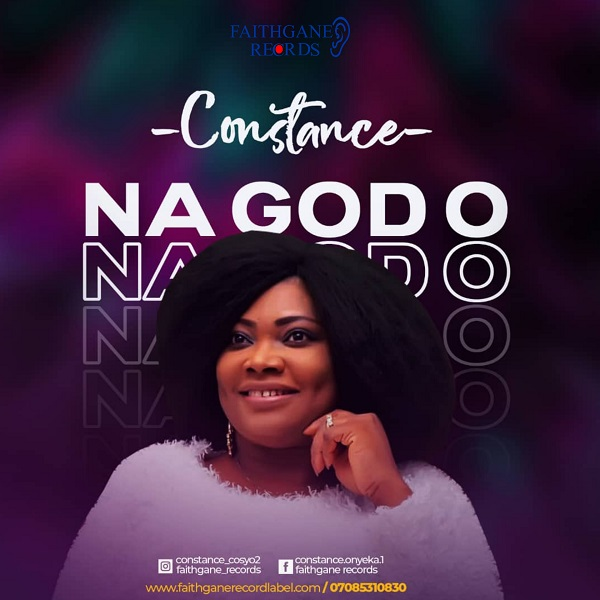 Na-God-O-Constance [MP3 DOWNLOAD] Na God O – Constance
