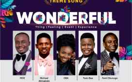 Wonderful – One Halleluyah Records