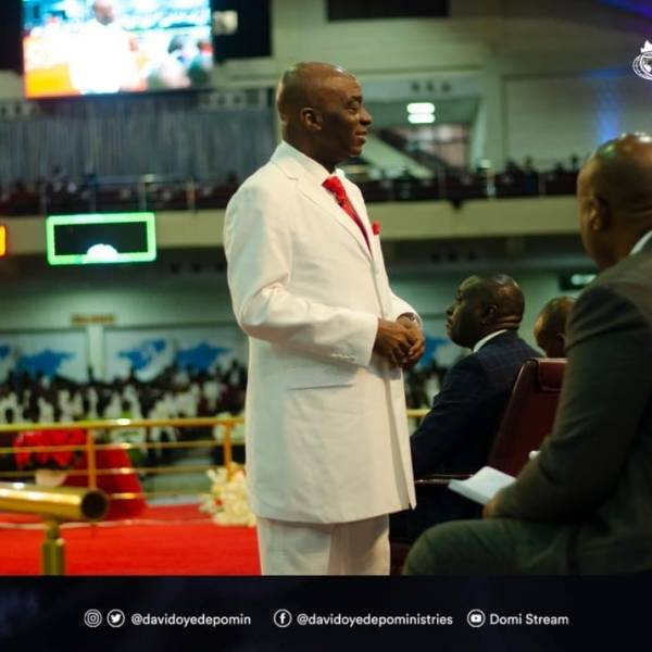 Prophetic Declarations For This Week By Bishop David Oyedepo