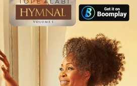 Hymnal Volume 1 - Tope Alabi