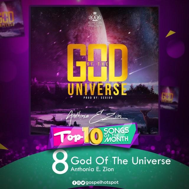 God Of The Universe – Anthonia E. Zion