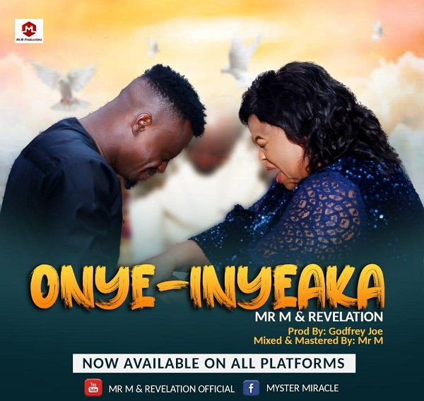 Mr Miracle & Revelation onyeiyeaka