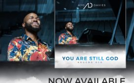 Ayo Davies - You Are Still God