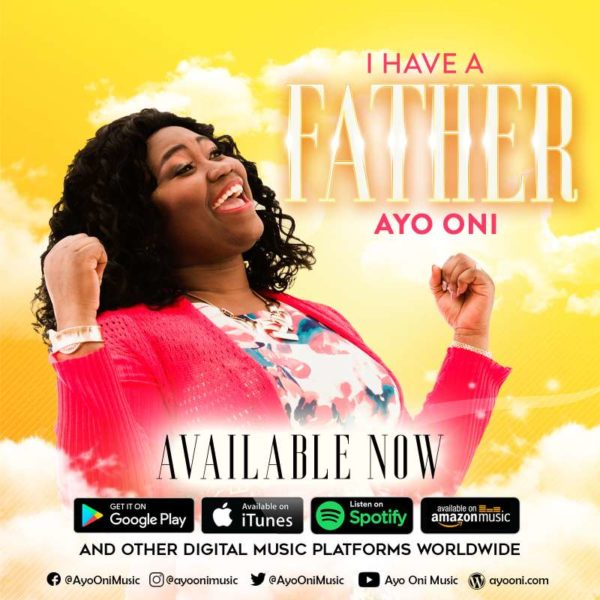 Ayo Oni - I Have A Father
