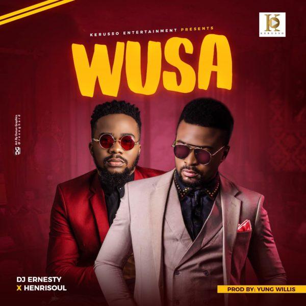 DOWNLOAD MP3 » DJ Ernesty X Henrisoul - Wusa » Gospel Songs