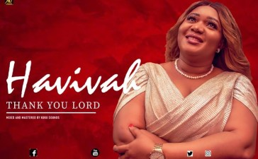 Havivah - Thank You Lord