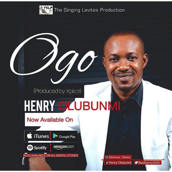 Henry Olubunmi – Ogo