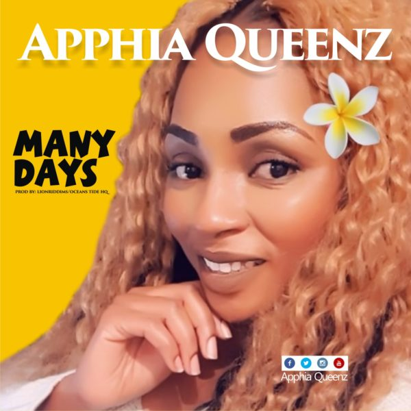 Many Days - Apphia Queenz