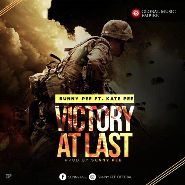 SunnyPee Ft. KatePee - Victory At Last