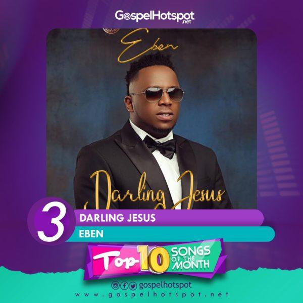 Top 10 Nigerian Gospel Songs Of The Month | June 2018