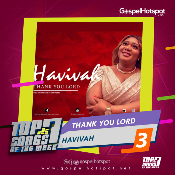 Havivah – Thank You Lord