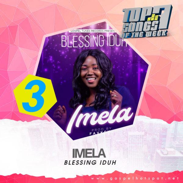 Blessing Iduh – Imela