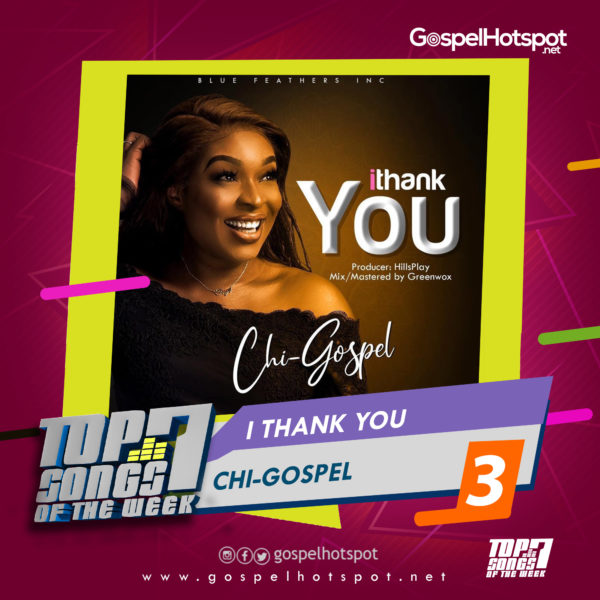Chi-Gospel – I Thank You