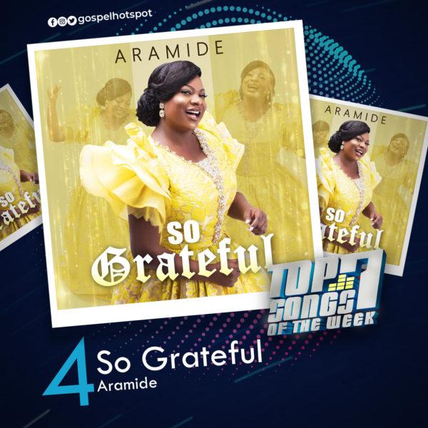 Aramide – So Grateful