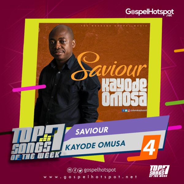 Kayode Omusa – Saviour