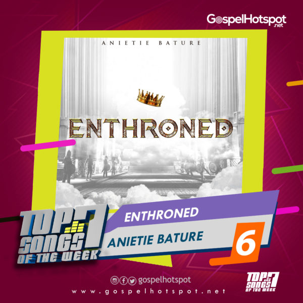 Anietie Bature – Enthroned
