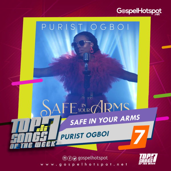 Purist Ogboi – Safe In Your Arms
