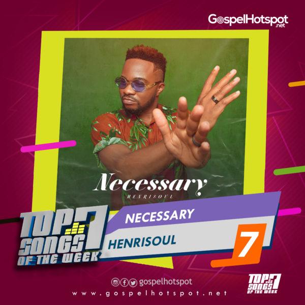 Henrisoul – Necessary