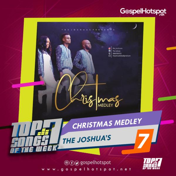 Top 7 Nigerian Gospel Songs Of The Week | 4th Week Of Nov, 2018