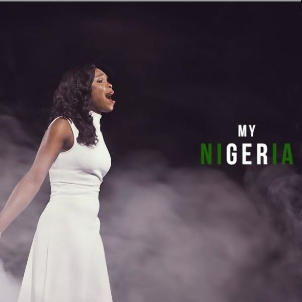 "Victoria Orenze thrills is with another inspiring tune ""My Nigeria"" as we approach the 2019 presidential election, the track comes with a video. My Nigeria is a song of desire, a song of foretelling of ""The Nigeria"" from Christian viewpoint. ""We refuse to be broken, we refuse to be shattered, we refuse to be destroyed, and we refuse to be called by our circumstances. We are who God says we are! This is not about the political situation of Nigeria, but the spiritual situation of the country. ""My Nigeria is not just a song done because I'm a patriotic citizen, but it is prophetic word from God to this Nation. And I ask every Nigerian to ""hear their call,"" listen to these words and start to align with the will of God. God bless us all, amen!"" – Victoria Orenze The visual metaphors in the video is directly symbolic of the lyrics of the song. Victoria Orenze prophesies hope in the midst of many challenges."