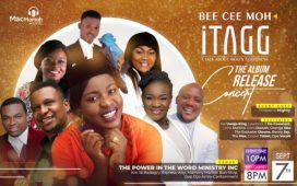 Bee Cee Moh Preps for Debut Album 'iTAGG'