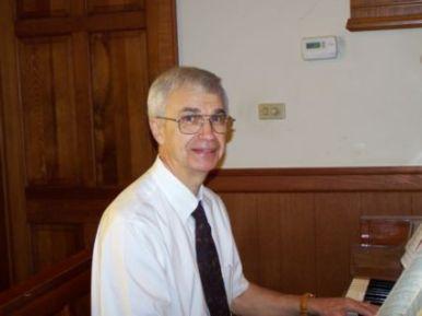 Bro. Wes Elder director of Music Ministry