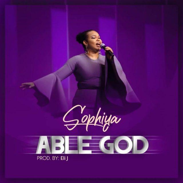 Sophiya Ariba - Able God Lyrics