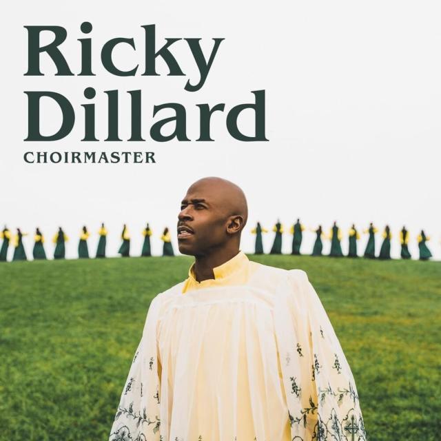 Ricky Dillard - He Is My Roof Top Lyrics