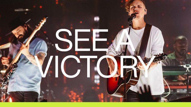 Elevation Worship - See A Victory Lyrics