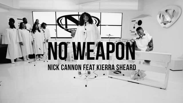 Nick Cannon Ft. Kierra Sheard - No Weapon