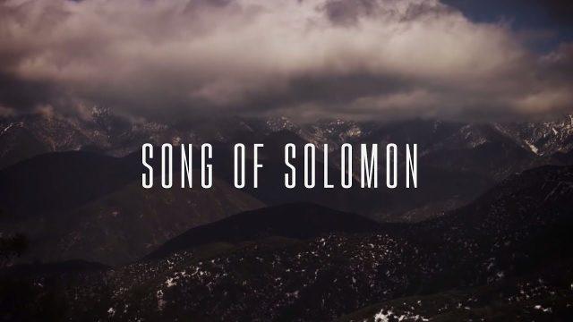 Martin Smith - Song of Solomon Lyrics