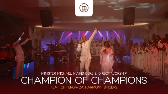 Michael Mahendere - Champion Of Champions Lyrics
